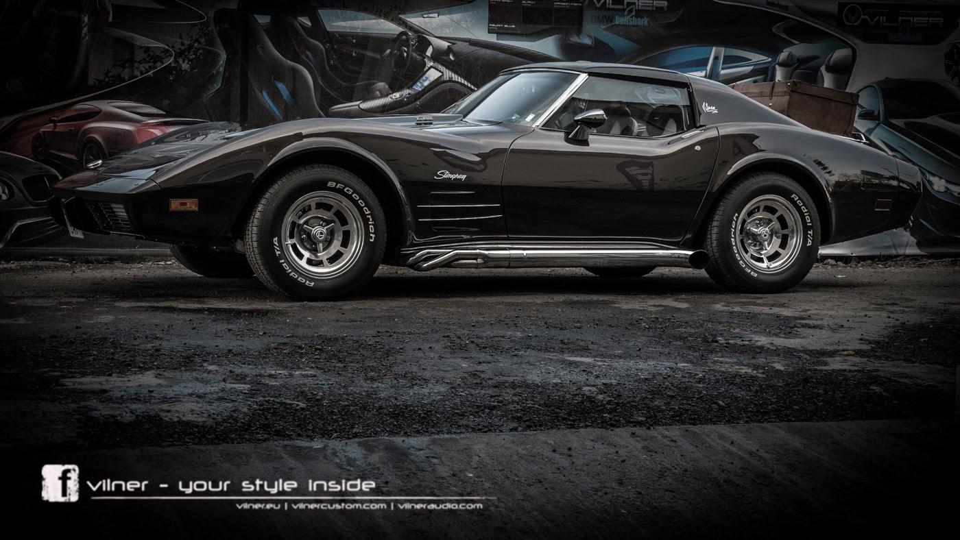 automotiveblogz 1976 chevrolet corvette stingray by vilner photos. Cars Review. Best American Auto & Cars Review
