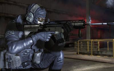 Call of Duty : Modern Warfare 2 screenshot