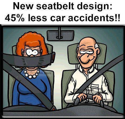 latest seatbelt design