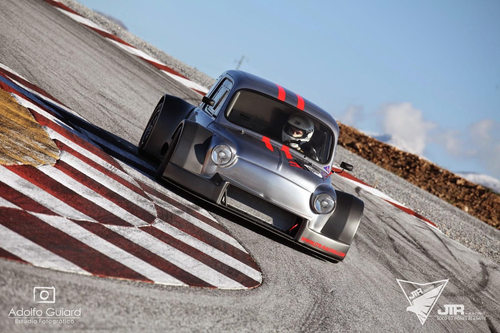 Circuito Guadix : Renault clio rs prueba en el circuito de guadix reinventando al