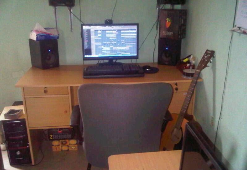 Spek pc untuk musik producer yang bagus