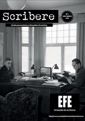 Scribere - Revista Literaria de la Escuela de Formación de Escritores