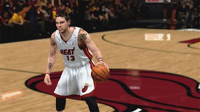 NBA 2K13 Mike Miller Headband Long Hair Update