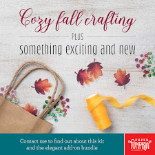 Sign up by August 10 to get our Gift of Fall Paper Pumpkin kit.