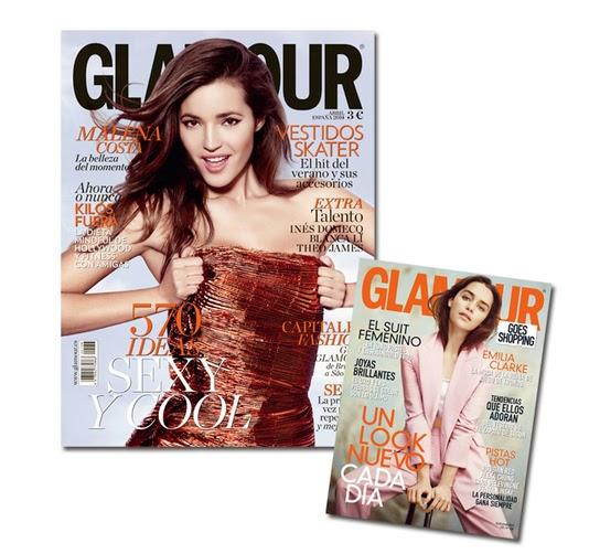 Regalos revistas abril 2014: Glamour