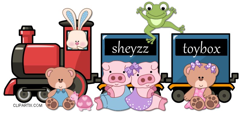 sheyzz toybox train