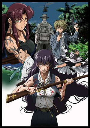 Black Lagoon: Robertas Blood Trail - Black Lagoon Robertas Blood Trail