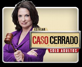 CASO CERRADO con la Dra. Ana María Polo (Programa diario en HD)