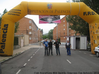 CLUB DEPORTIVO MTB GUARDO SAN ANTONIO 2012
