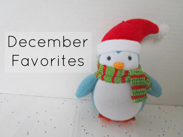 December Favorites | A few of my favorites from the month of December from Courtney's Little Things