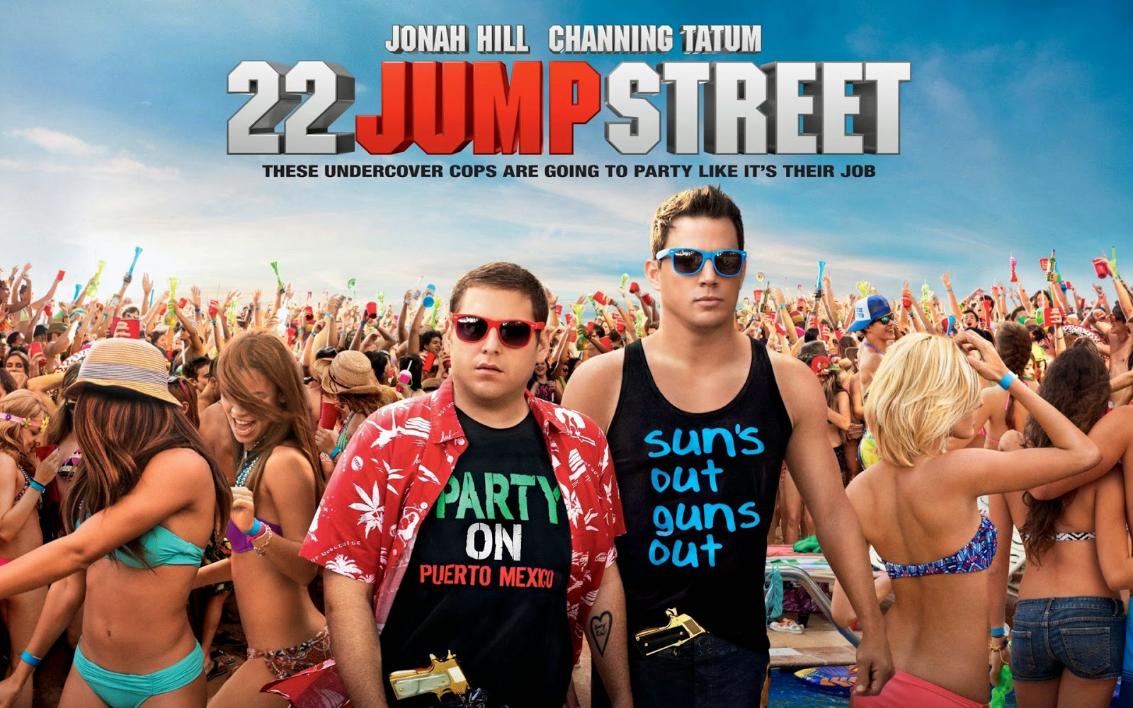 The One Movie Blog 22 Jump Street 2014