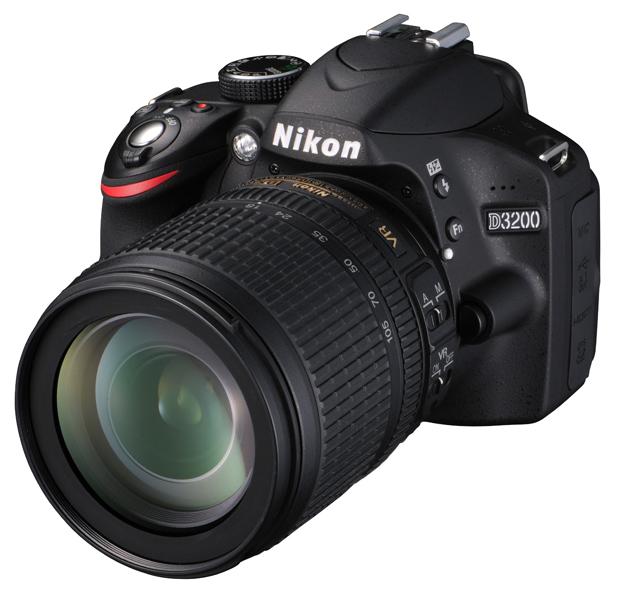Kamera Nikon DSLR D3200