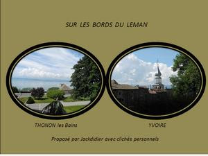 bords du Leman