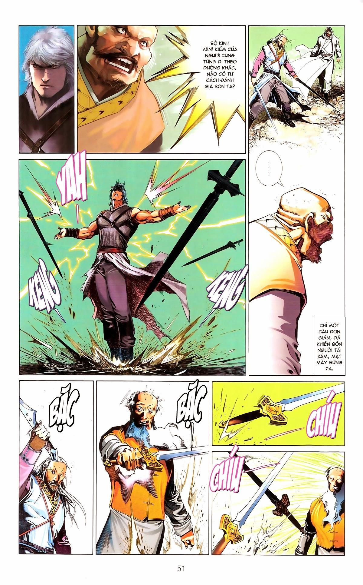 Phong Vân chap 673 Trang 51 - Mangak.info