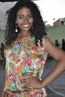 Beleza Negra Jovem Linda 8