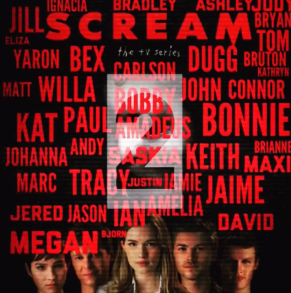 Confirmado el director para el 2x01 de 'SCREAM'