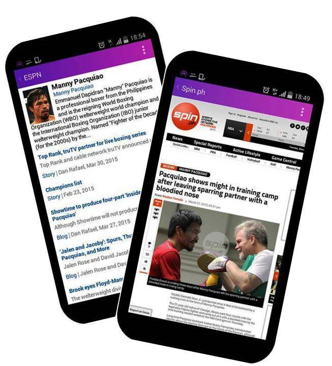 Get FREE Pacquiao vs. Mayweather fight updates