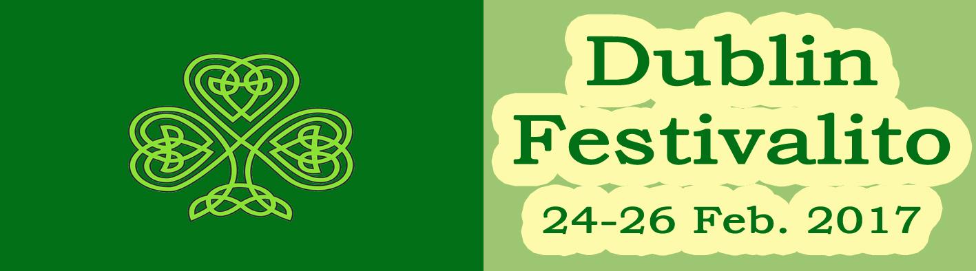 Dublin Festivalito 24-26 February 2017