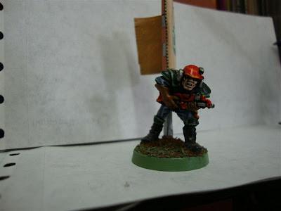 Mad Morris - RT7-Mercenaries para Rogue Trader (Promigenio Warhammer 40K)