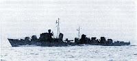Project 42 Kola class frigate