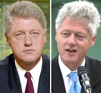 Miguel cabrera presidents aging in office - Bill clinton years in office ...