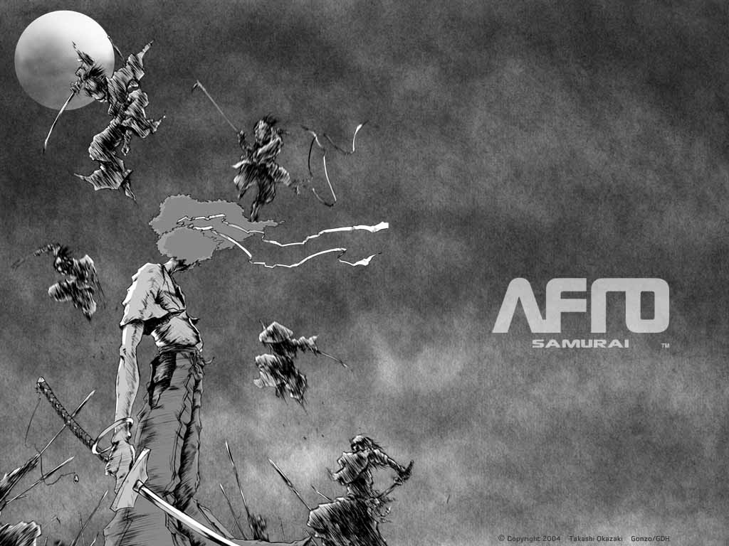 Hd Wallpapers Blog Afro Samurai