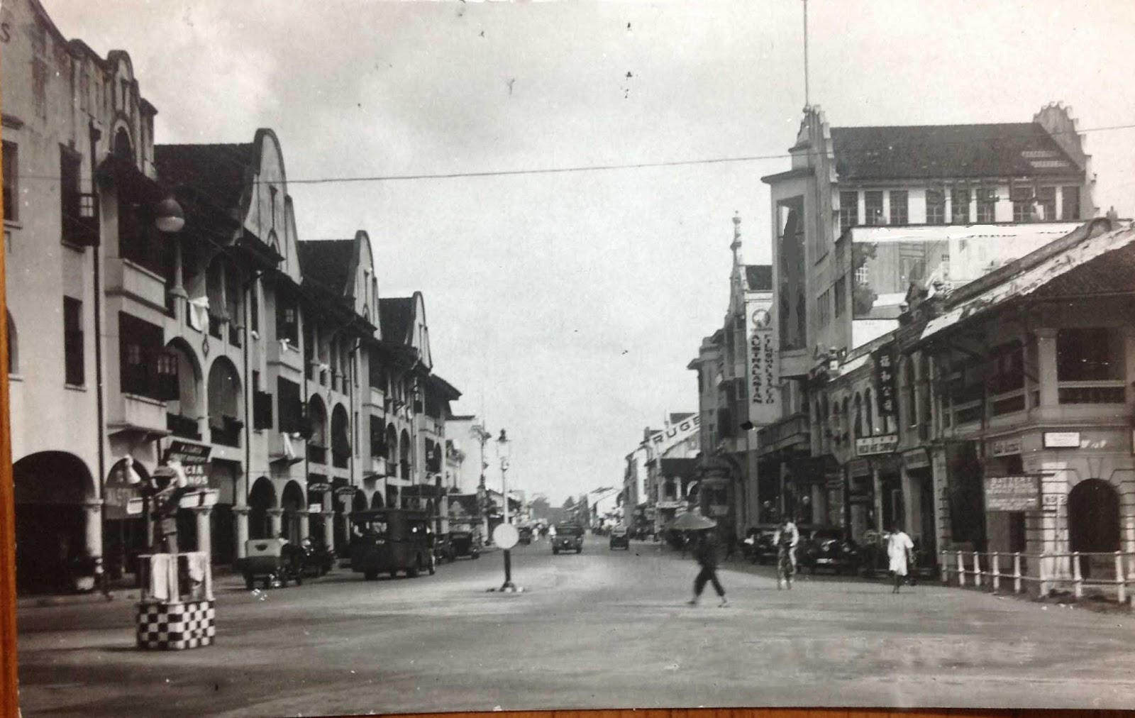 Old pictures of singapore history