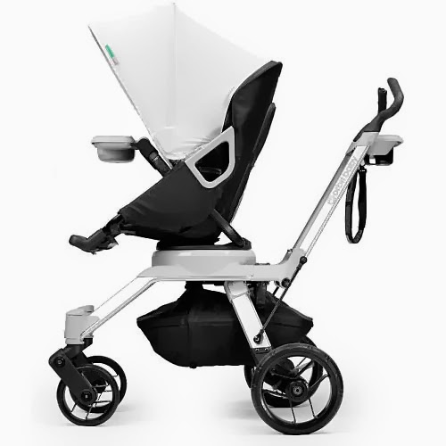 Orbit Baby Stroller Mint Arrow