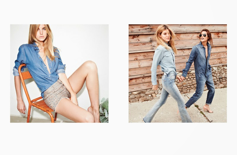 Joe's jeans spring 2014 Lookbook