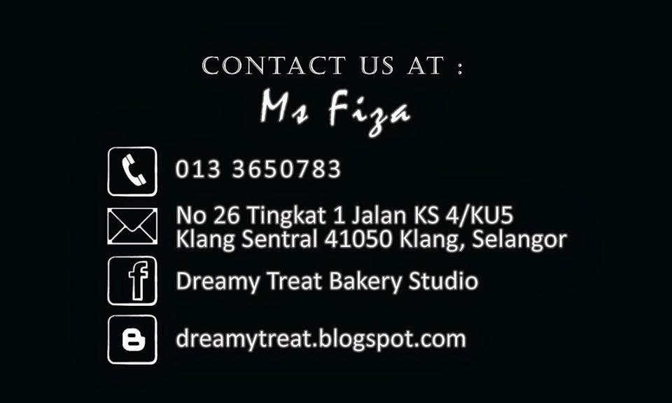 Contact Saya :)