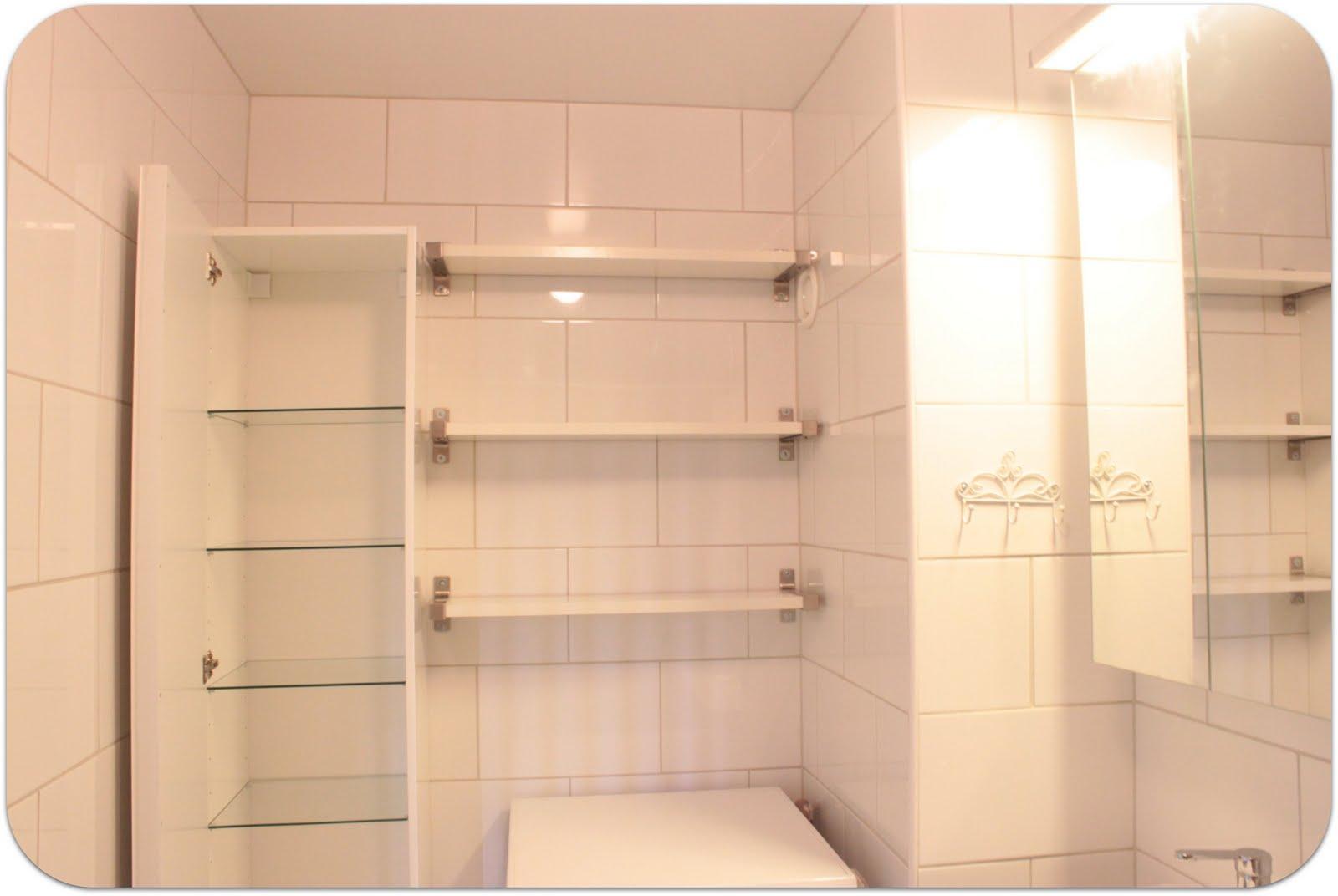Marlene Zufic ♥: Mitt (vårat) vita badrum är klart! Nu skall det ...
