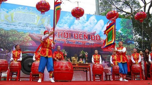 Cho thuê xe 16 chỗ đi lễ hội Đền Đô - Bắc Ninh