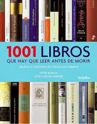 1001 libros que leer antes de morir