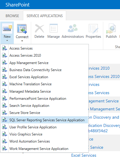 SteveMann's Path: Reporting Services 2012 Integrated Mode with ...