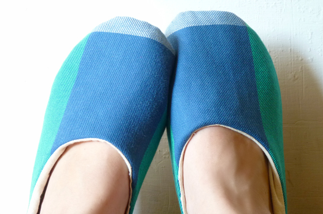 Four Square Walls Guest Post House Shoes Tutorial
