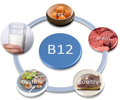 Permalink to Top 5 Health Benefits of Vitamin B12