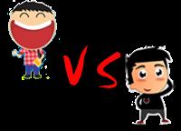 Blogger Pemula VS Blogger Pemalu