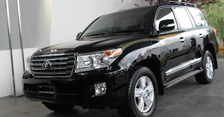 kredit toyota land cruiser
