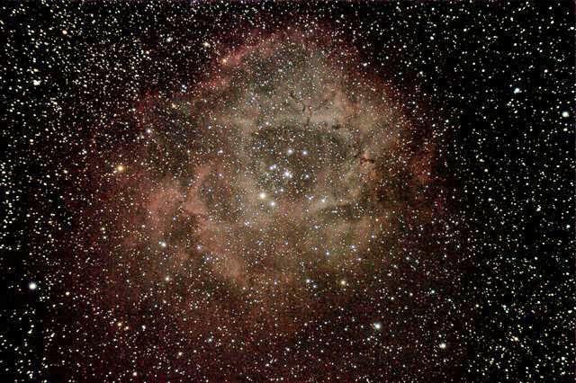 February 25 2015 - Rosette Nebula