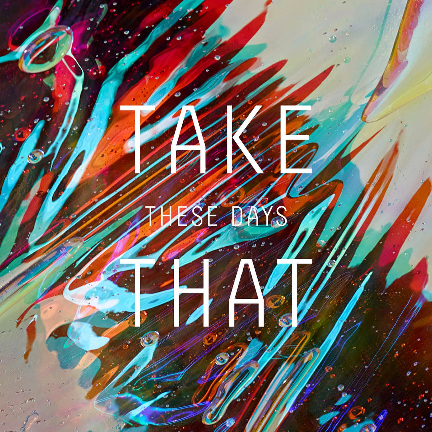 Take That - These Days - Single