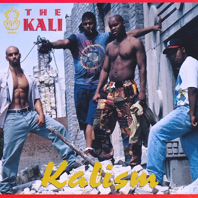 The Kali – Kalism EP (CD) (1992) (320 kbps)