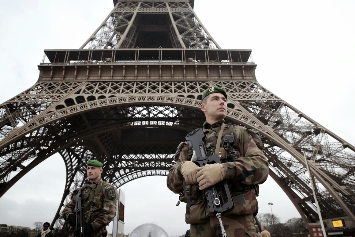 França pós-cristã e em breve islâmica