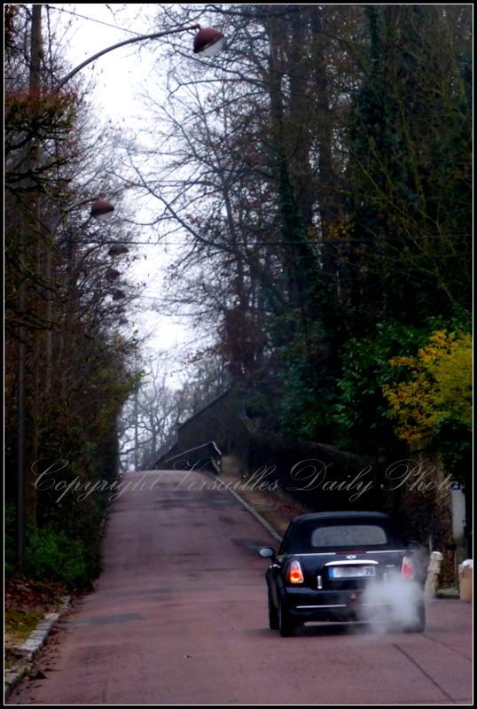 Rue de la porte verte Versailles