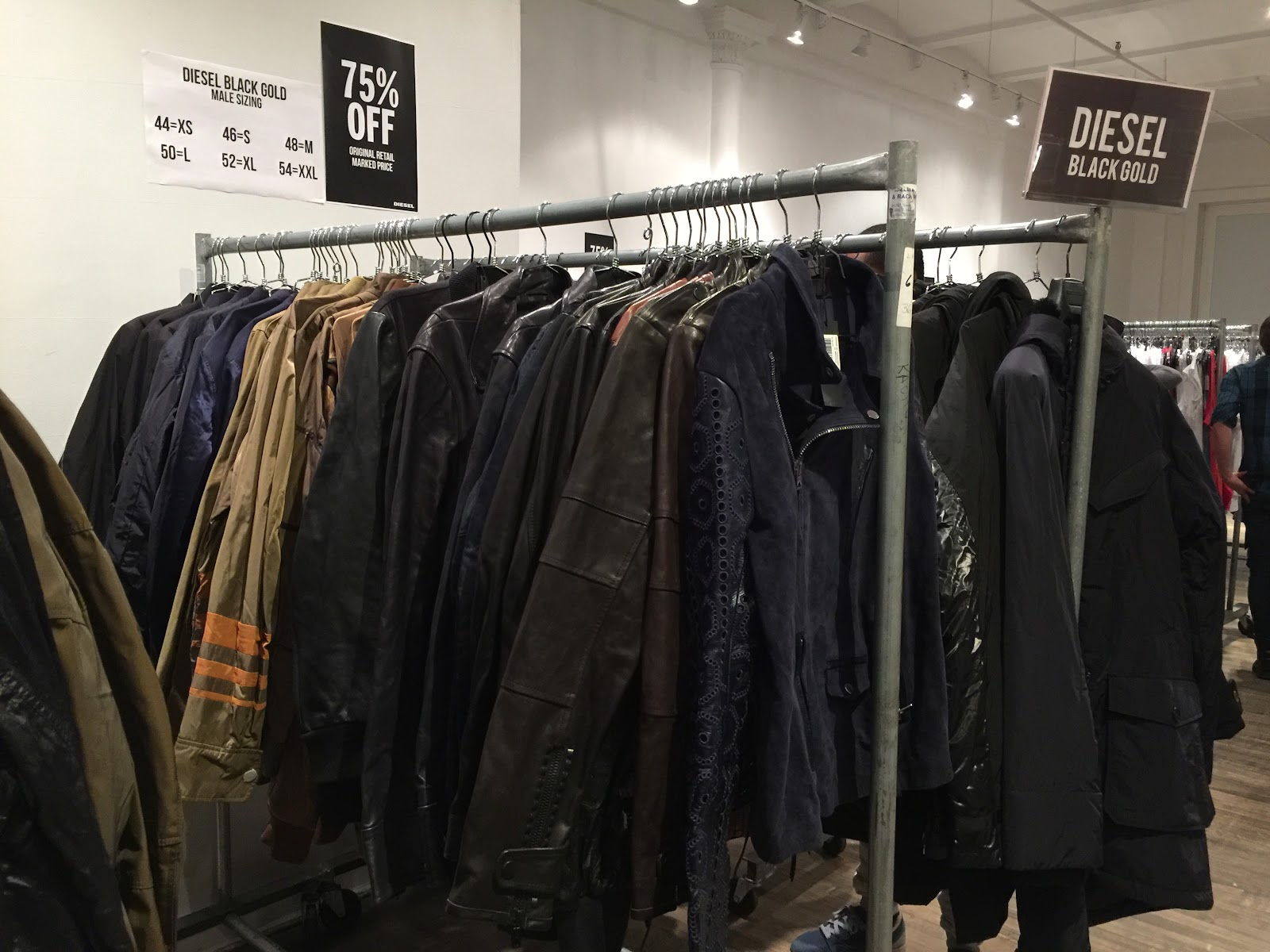 Fuel Your Denim Obsession At The Diesel Sample Sale   Practically ...