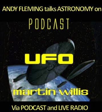 LATEST PODCAST-UFO