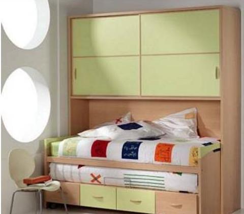 Decorar habitaciones dormitorios infantiles originales - Habitaciones infantiles originales ...