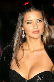 Adriana Lima killing the boys.