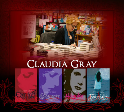 fateful claudia gray book review