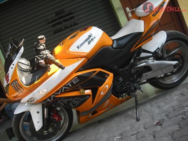 Foto+Modifikasi+Motor+Ninja+250+CC+2013+(10). title=