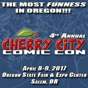 Cherry City Con April 2017